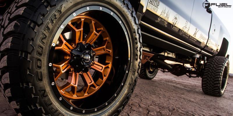 Chevrolet Silverado 2500 Hd Crush D268 Gallery Fuel