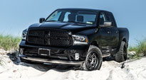 Dodge Ram 1500 with Fuel 2-Piece Wheels