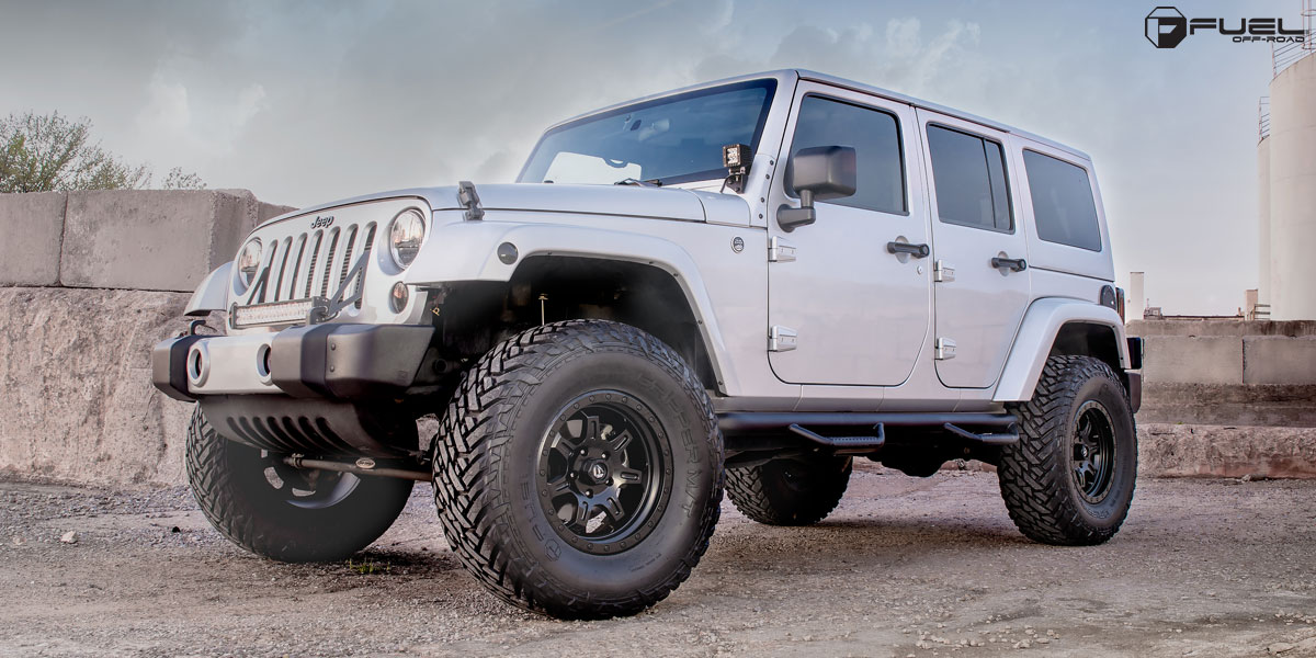 Jeep Wrangler Jm2 D572 Gallery Fuel Off Road Wheels