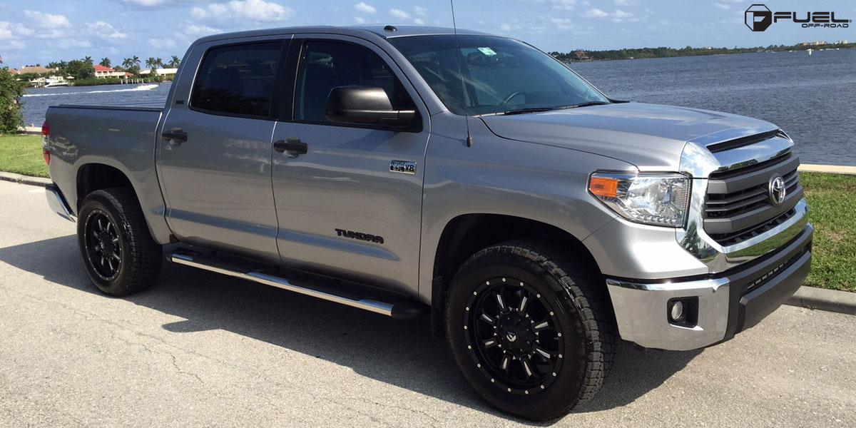 Toyota Tundra Krank D517 Gallery Fuel Off Road Wheels