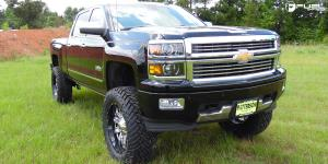 Lethal - D266 on Chevrolet Silverado 2500 HD