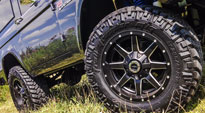 Ford Bronco with Fuel 1-Piece Wheels Maverick - D538