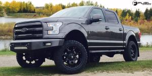 Octane - D509 on Ford F-150