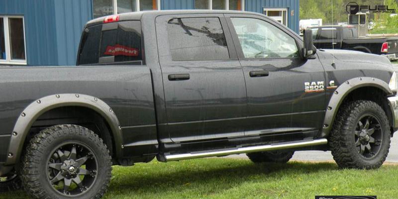 Dodge Ram 1500 Octane - D509