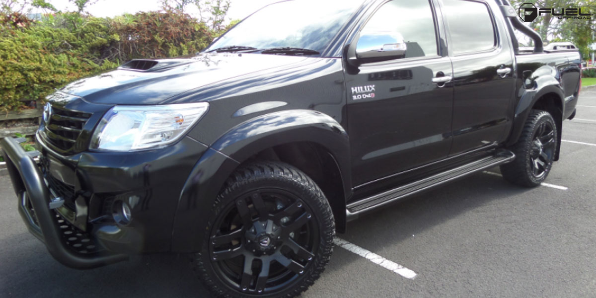 Toyota Hilux Pump D515 Gallery Fuel Off Road Wheels