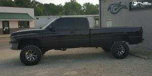 Rampage - D237 on Dodge Ram 2500