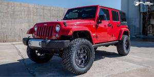 Savage - D563 on Jeep Sahara