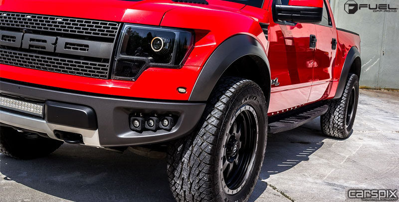 Ford F-150 Raptor Trophy - D551