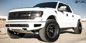 Trophy - D551 on Ford F-150 Raptor