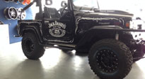 Jeep Wrangler with Fuel 1-Piece Wheels Revolver - D525
