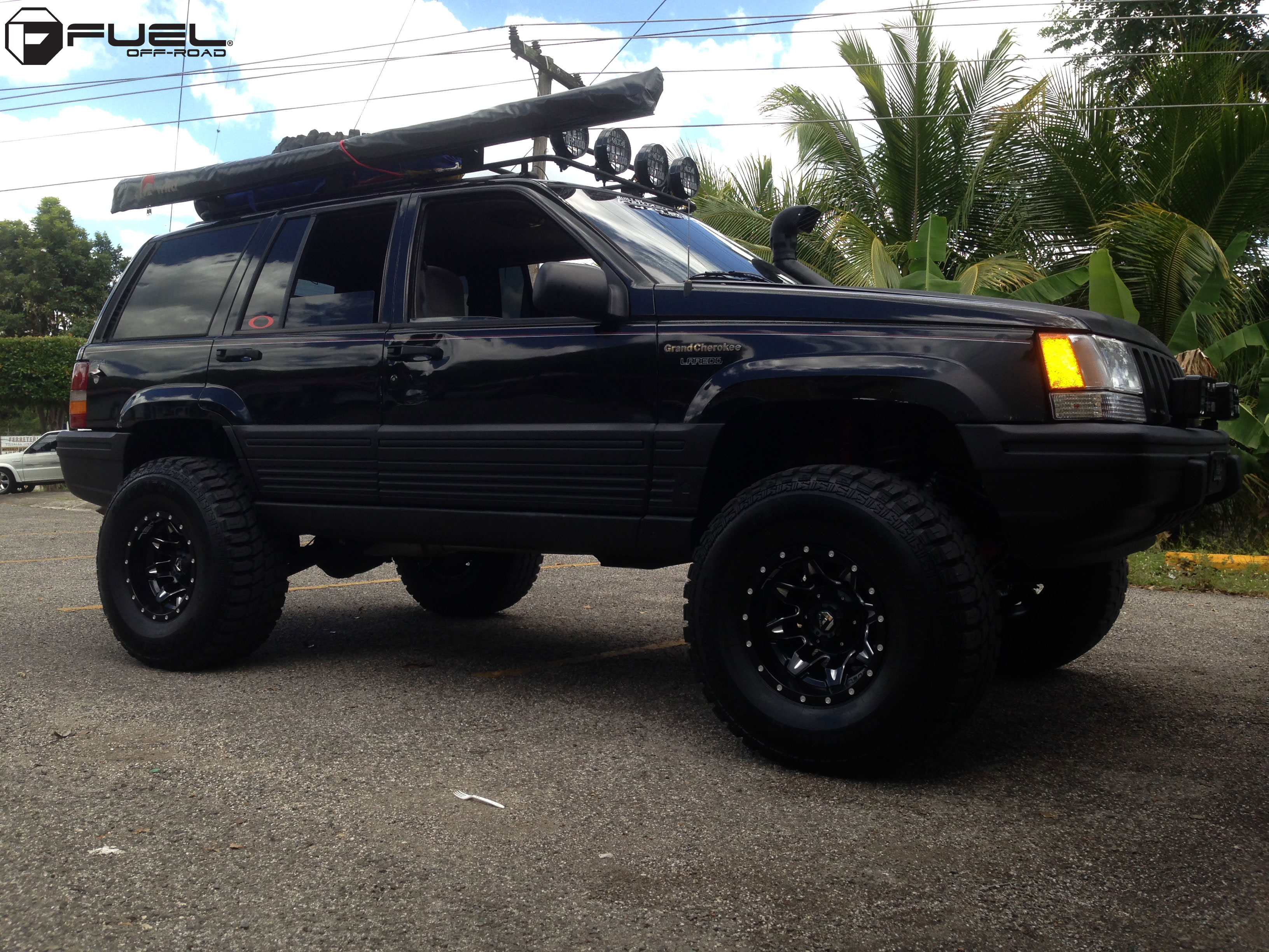 jeep grand cherokee lethal d567 gallery fuel off road. Black Bedroom Furniture Sets. Home Design Ideas