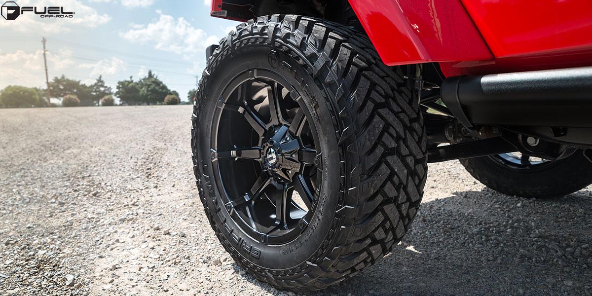 Nissan Online Jeep Wrangler Coupler - D575 Gallery - Fuel Off-Road Wheels