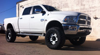 Full Blown - D255 on Dodge Ram 2500
