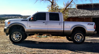 Krank - D516 on Ford F-250 Super Duty
