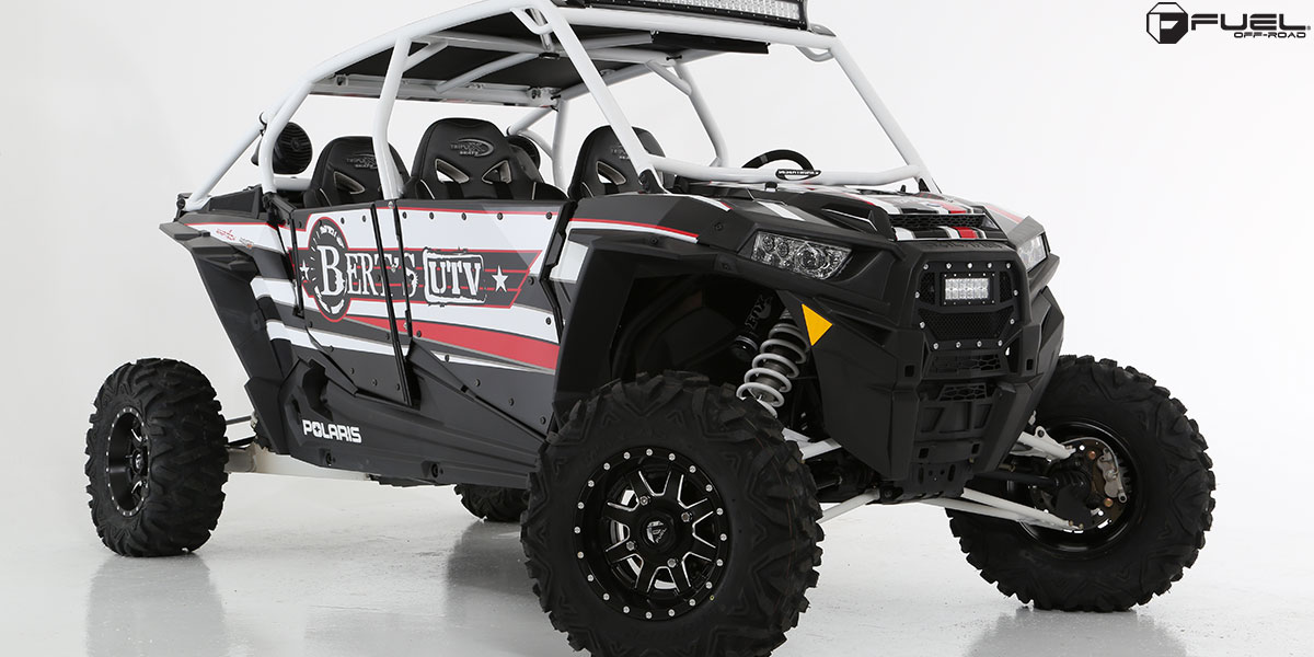 ATV - Polaris RZR 1000 Maverick - D538 - UTV