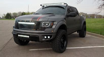 Nutz - D252 on Ford Raptor F-150