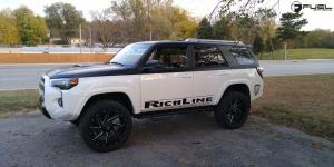 Renegade - D265 on Toyota 4 Runner
