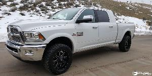 Maverick - D538 on Dodge Ram 3500