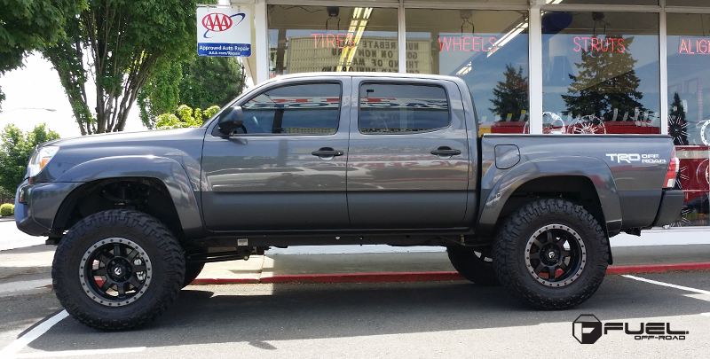 toyota tacoma trophy d551 gallery fuel off road wheels. Black Bedroom Furniture Sets. Home Design Ideas