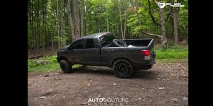 Toyota Tundra with Fuel 1-Piece Wheels Trophy - D551