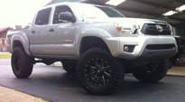 Maverick - D536 on Toyota Tacoma