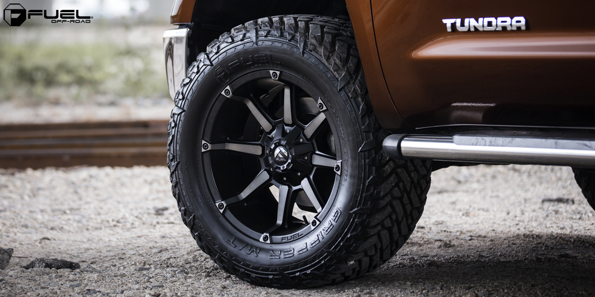 Toyota Tundra Coupler - D556 Gallery - Fuel Off-Road Wheels