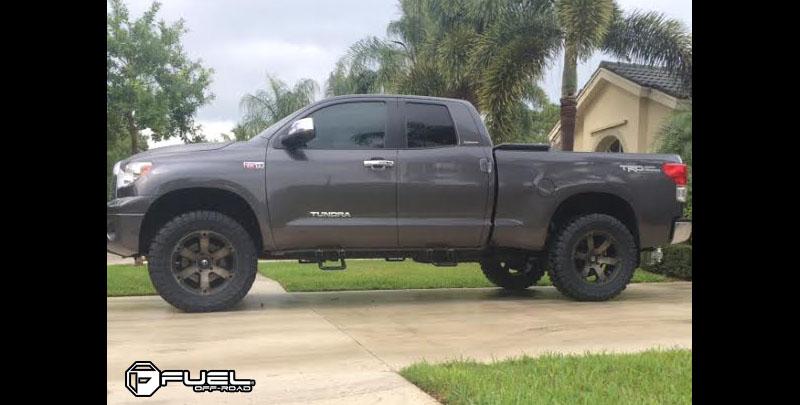 Toyota Tundra Beast D564 Gallery Fuel Off Road Wheels