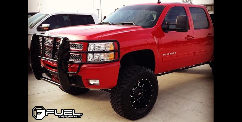 Woody Folsom Dodge >> Chevrolet Silverado 1500 Krank - D517 Gallery - Fuel Off ...