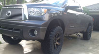 Toyota Tundra with Fuel 1-Piece Wheels