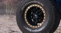 Chevrolet Silverado 1500 with Fuel 1-Piece Wheels Anza - D558