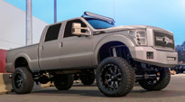 Nutz - D252 on Ford F-250 Super Duty