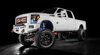 Lethal - D267 on Ford F-350