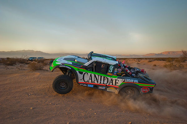 Fuel Offroad   Canidae Racing 5th Overall
