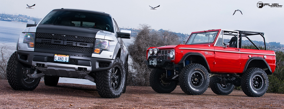 Fuel Off-Road | Ford off-road Tradition