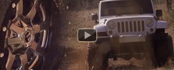 2013 Jeep Rubicon | 20x12 D260 Mavericks