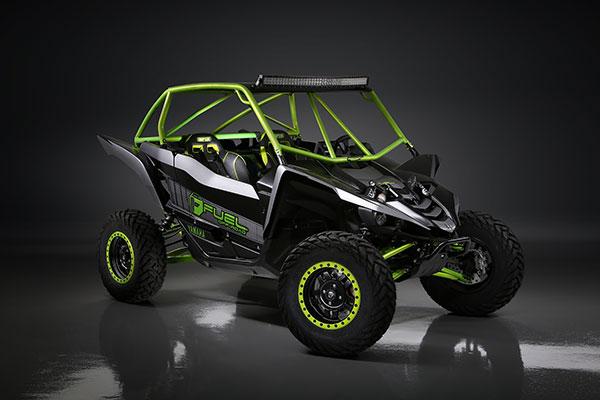 Fuel Offroad | Yamaha YXZ 1000