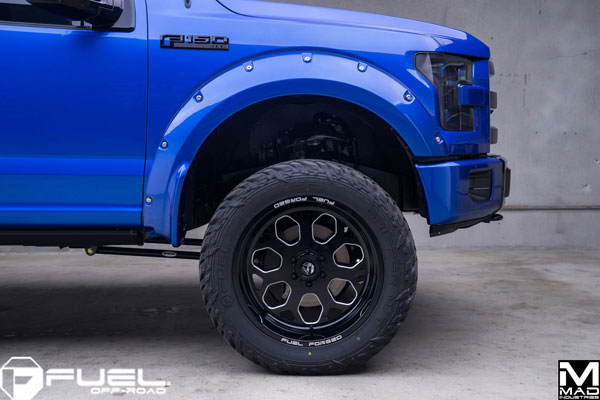 MAD Ind   F150 Build