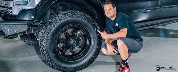 Fuel JM2 Jeremy McGrath Signature Wheel