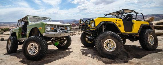 Bronco Safari   Moab Utah   D116 Anza