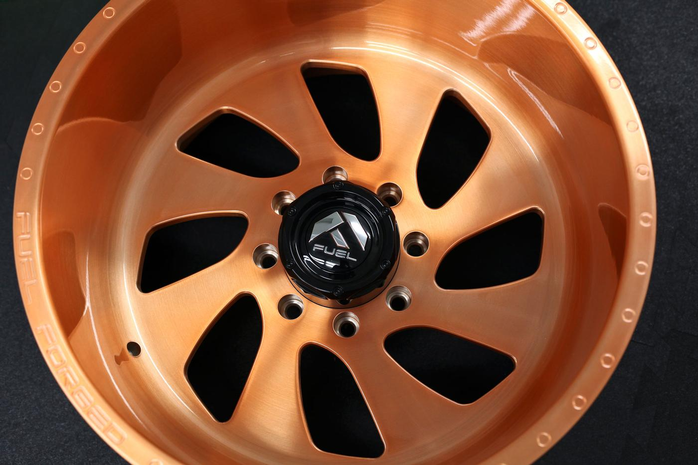 FF11 | Brushed Rose Gold - Fuel Off-Road Wheels