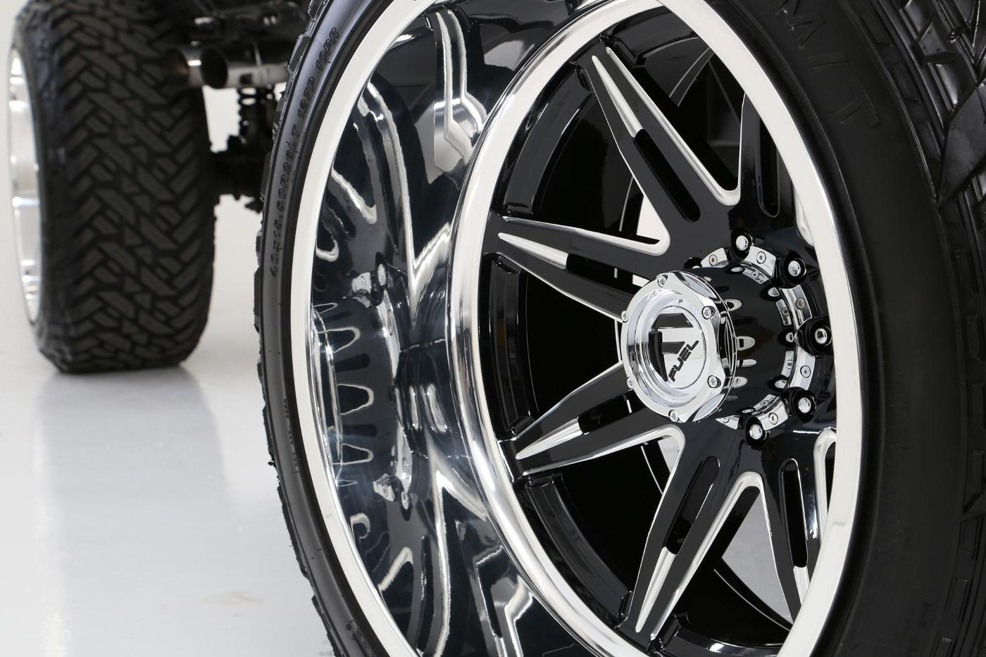 New Fuel Forged Concave Fuel Off Road Wheels
