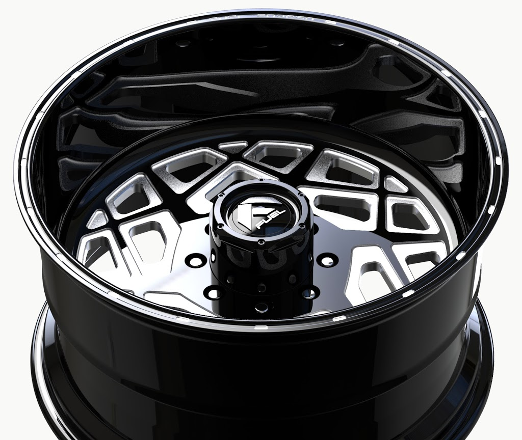 Fuel Forged FF23 & FF24 - Fuel Off-Road Wheels