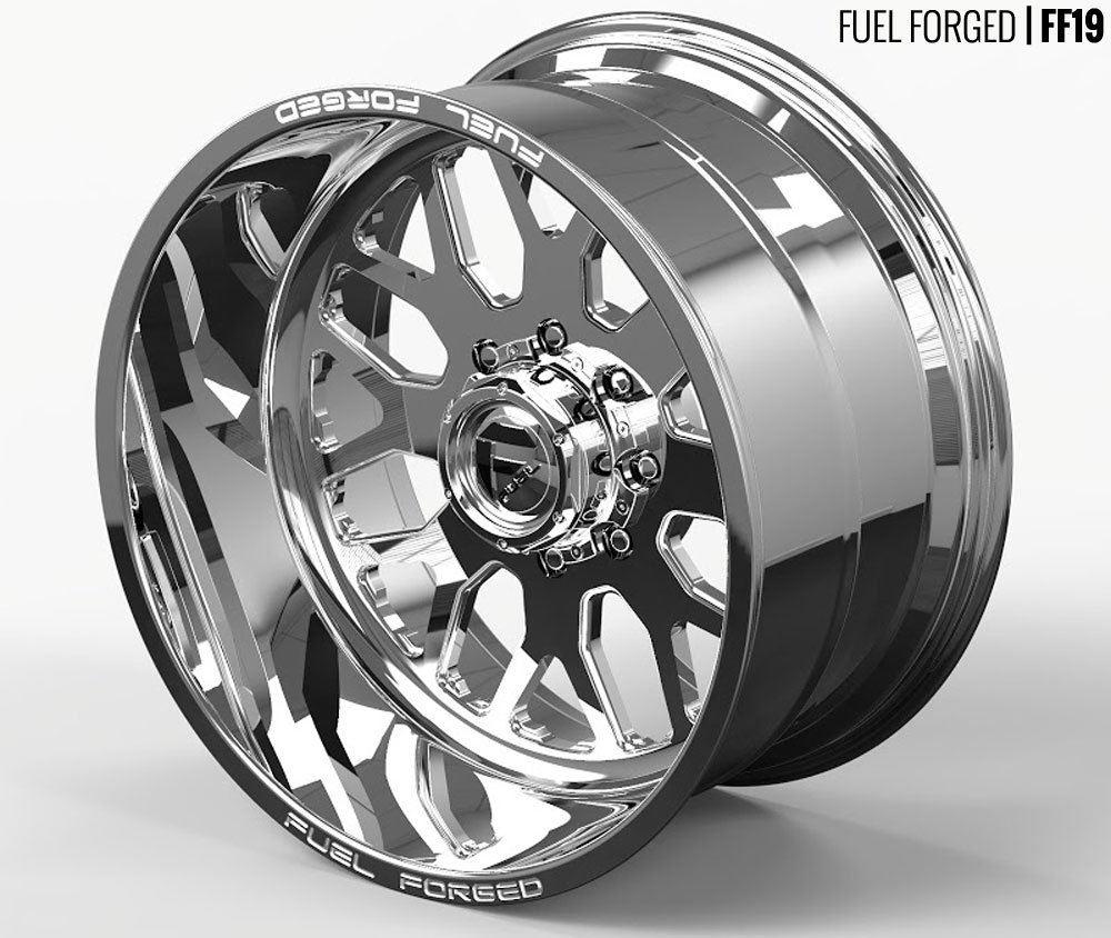 Fuel Forged Ff19 Ff20 Amp Ff21 Fuel Off Road Wheels