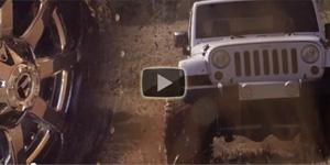 2013 Jeep JK | 20x12 D260 Mavericks