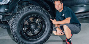 Fuel Jeremy McGrath Signature Wheel
