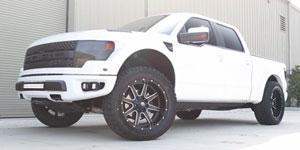 22x10 Fuel Maverick | KG Customs Ford Raptor