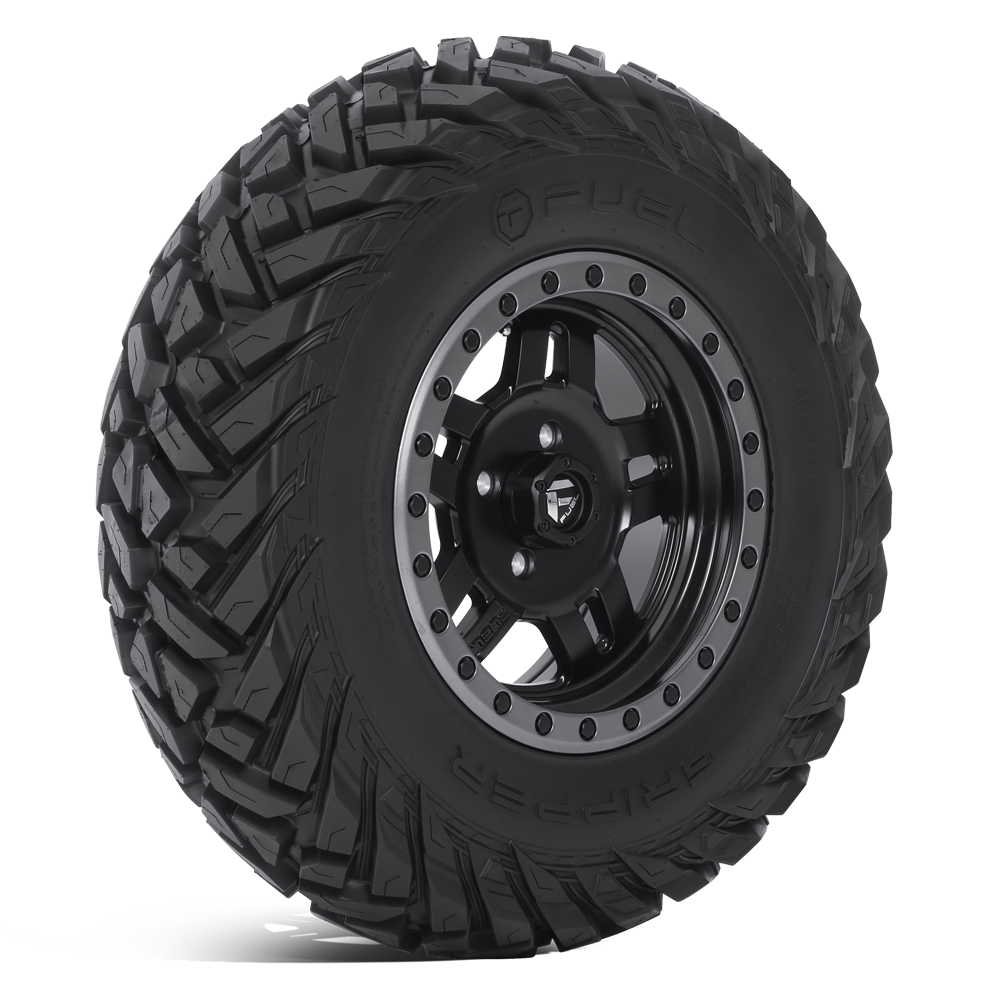gripper utv fuel  road wheels