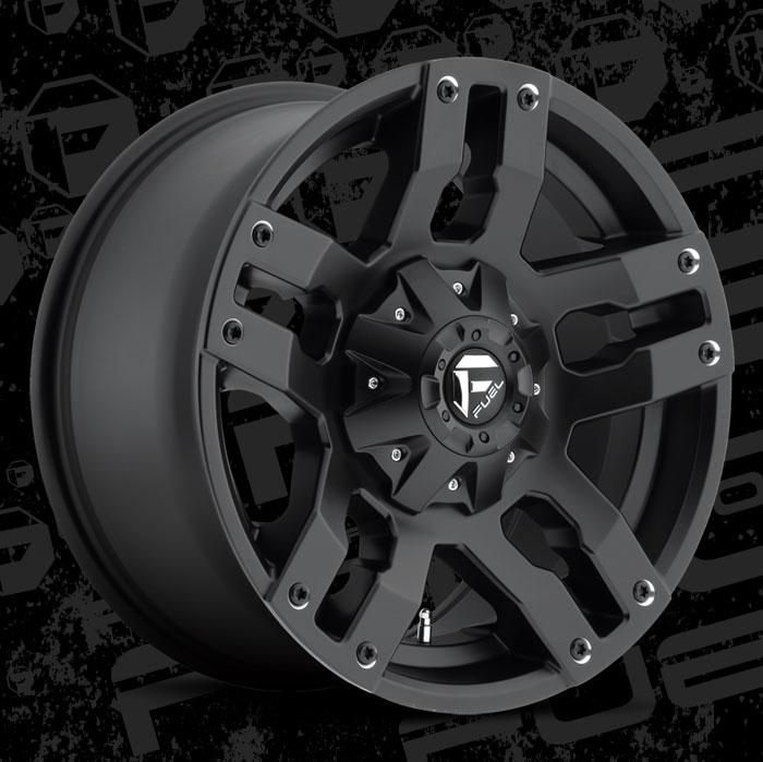 Fuel Wheels 20x9 >> LEADER ON THE STREETS AND TRAILS. Pump - D515 - Fuel Off ...