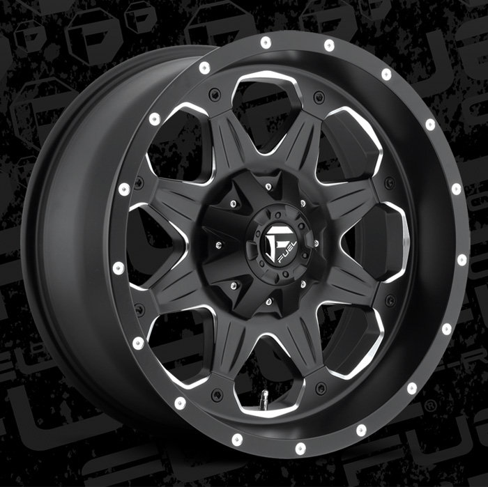 Fuel Wheels 20x9 >> Fuel 1 Piece Wheels Boost D534 Wheels Boost D534 Rims On Sale