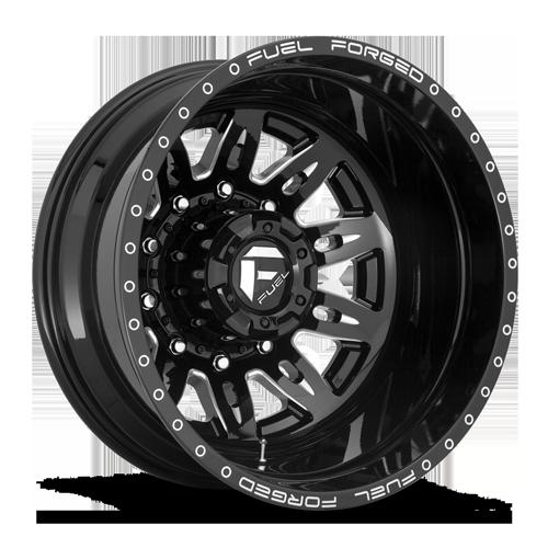 FF26D - 10 Lug Rear